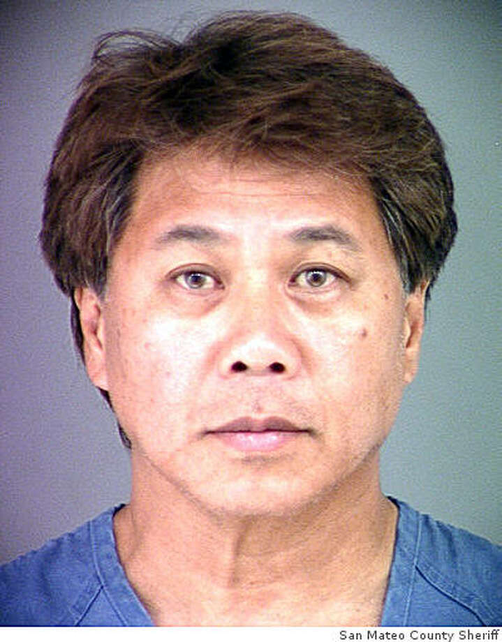 Booking photo of Joseph Cua, the man accused of killing Millbrae couple Fernand and Suzanne Wagner Wednesday. Courtesy San Mateo County Sheriff�s Office.Ran on: 06-21-2006Joseph Cua was arrested while driving a pickup bearing plates from another vehicle, police said.Ran on: 06-21-2006 Photo: San Mateo County Sheriff