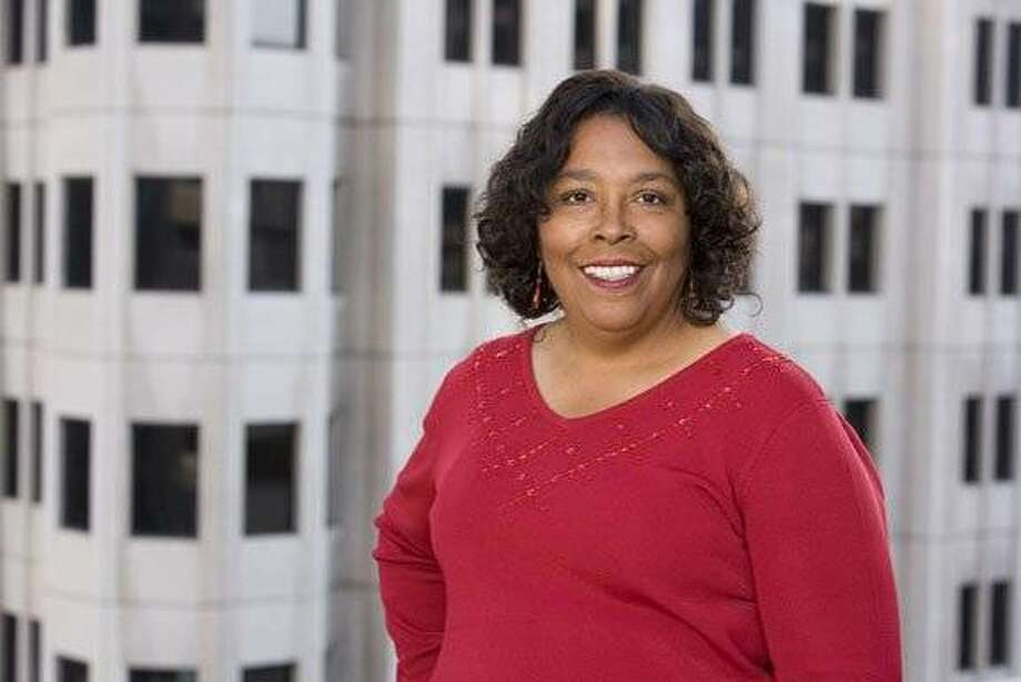 Yvonne Walker, a legal secretary at the Department of Justice in Sacramento, was elected in a statewide mail balloting as the president of the Services Employees International Union Local 100. She is the first African American woman to head the state's laYvonne Walker, a legal secretary at the Department of Justice in Sacramento, was elected in a statewide mail balloting as the president of the Services Employees International Union Local 100. She is the first African American woman to head the state's largest employee union. Photo Courtesy of SEIU Ran on: 05-24-2008 Yvonne Walker is the local's first black female president. Photo: Seiu, Courtesy To The Chronicle