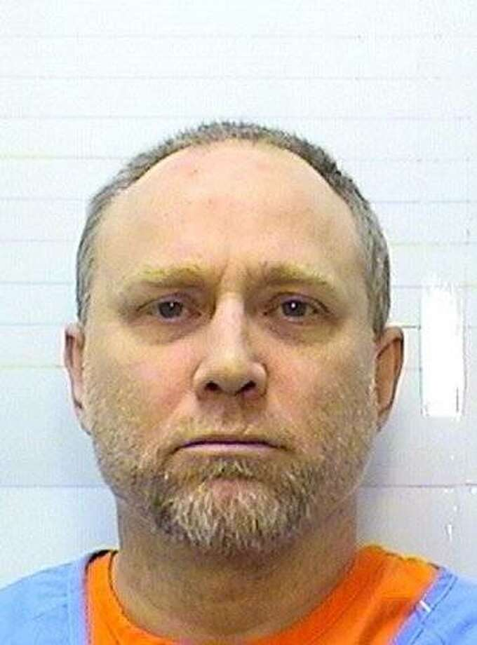 this undated photo provided by the department of corrections shows Edward Schaefer, convicted of striking and killing a 9-year-old girl with his motorcycle while intoxicated was stabbed to death at San Quentin State Prison by another inmate Monday, July 26, 2010. Schaefer was pronounced dead at a hospital around 9 p.m. about 11 hours after he was stabbed in the chest and neck with a homemade weapon. Photo: San Quentin State Prison, AP