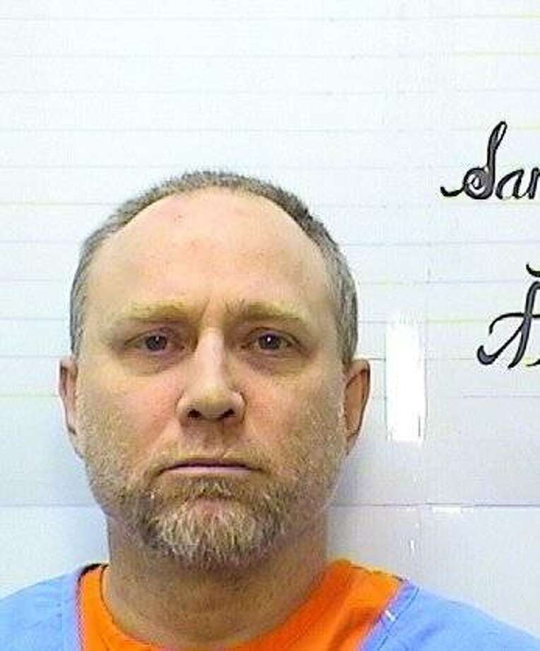 Edward John Schaefer, convicted of murder for running over a girl in Novato while he was drunk. Photo: San Quentin State Prison