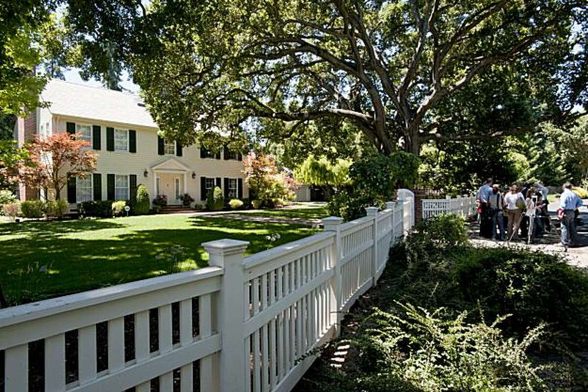Most expensive zip codes in U.S. 1. Atherton, Calif., 94027 Median home price: $9.69 million Pictured: Former California gubernatorial candidate Meg Whitman's house on Thursday, July 15, 2010 in Atherton, Calif.
