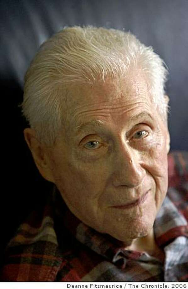 Mark Felt, known as Deep Throat in the Watergate scandal, died at his Santa Rosa home Thursday afternoon. Felt, 95, suffered from congestive heart failure but the immediate cause of death was not known Thursday, December 18, 2008. Photo: Deanne Fitzmaurice, The Chronicle, 2006