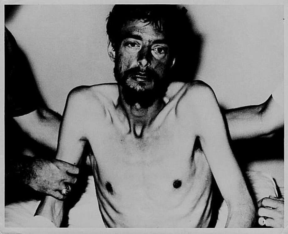 """Dieter Dengler is the subject of the book,  """"Hero Found"""" by Bruce Henderson.  Dengler was shot down over Laos, and held captive until his escape. Photo: U.S. Navy"""