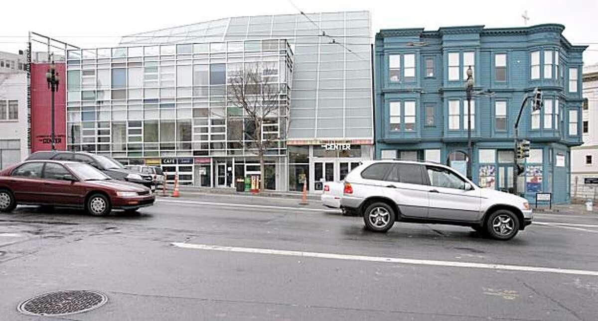 The Gay Bisexual Transgender Center at 1800 Market St.