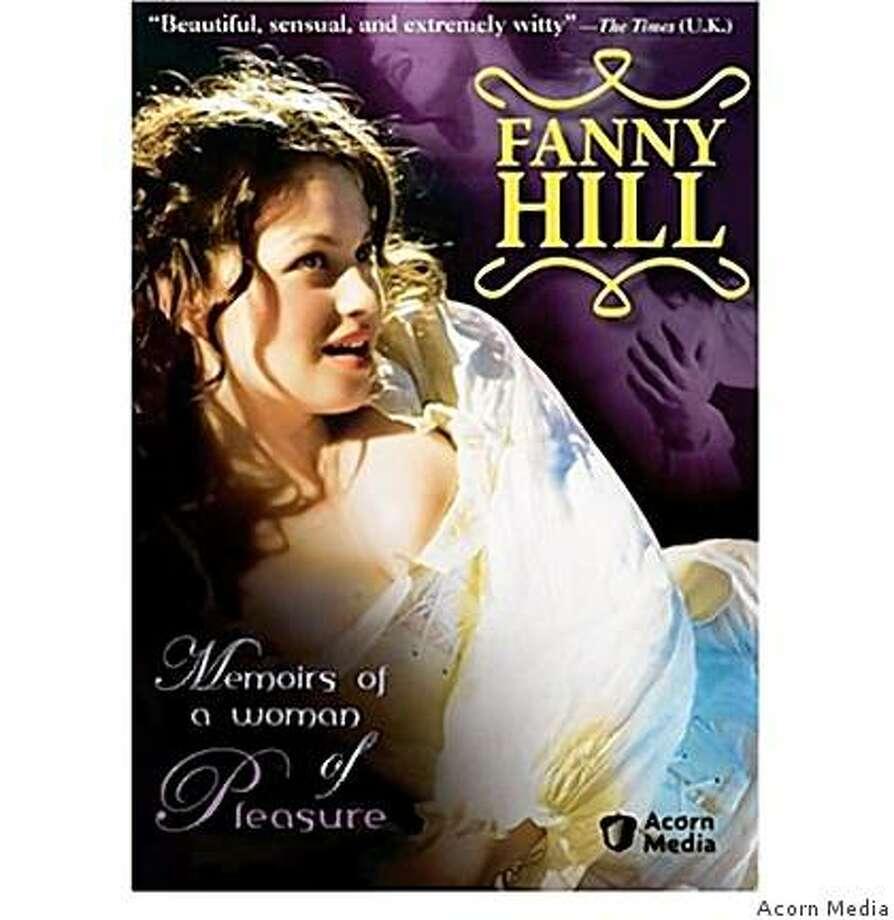 DVD cover: Fanny Hill Photo: Acorn Media