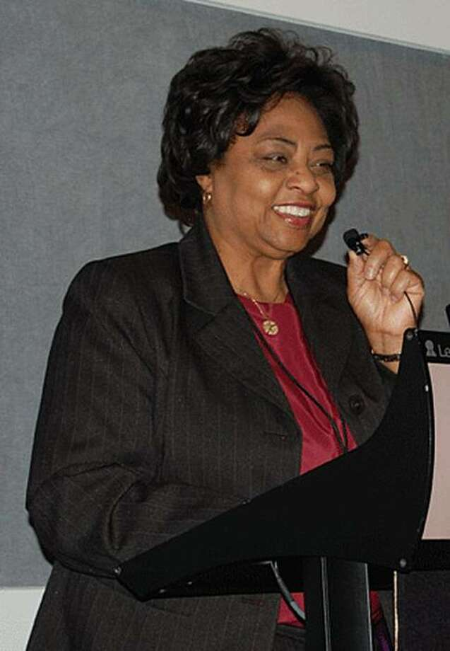 An undated photo provided by the United States Department of Agriculture shows USDA official Shirley Sherrod. Sherrod is at the center of a racially tinged firestorm involving the Obama administration and the NAACP. Sherrod was ousted Tuesday by Agriculture Secretary Tom Vilsack over her comments that she didn't give a white farmer as much help as she could have 24 years ago. Photo: AP