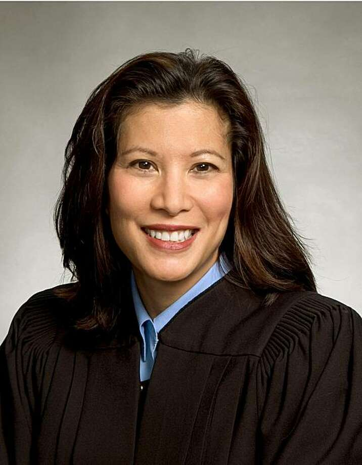 This photo released by the California Governor's office shows 3rd District Court of Appeal Judge Tani Cantil-Sakauye.  Gov. Arnold Schwarzenegger announced Wednesday, July 21, 2010 he is nominating Cantil-Sakauye to become the next chief justice. Cantil-Sakauye would become the first Filipina American to lead the state's judiciary, if confirmed by voters in November. She also would give the California Supreme Court a female majority for the first time in its history. Photo: AP