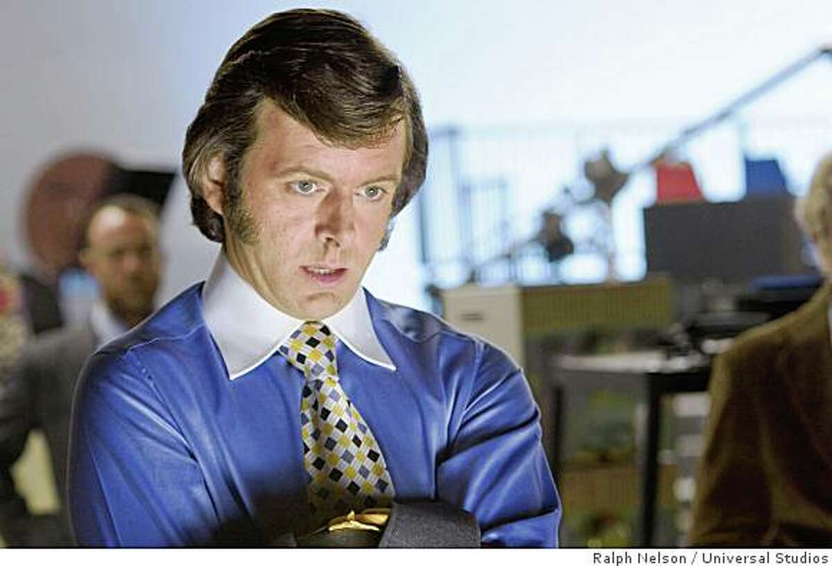MICHAEL SHEEN as David Frost in a drama that tells of the electrifying battle between a disgraced president with a legacy to save and a jet-setting television personality with a name to make--?Frost/Nixon?, from director Ron Howard.