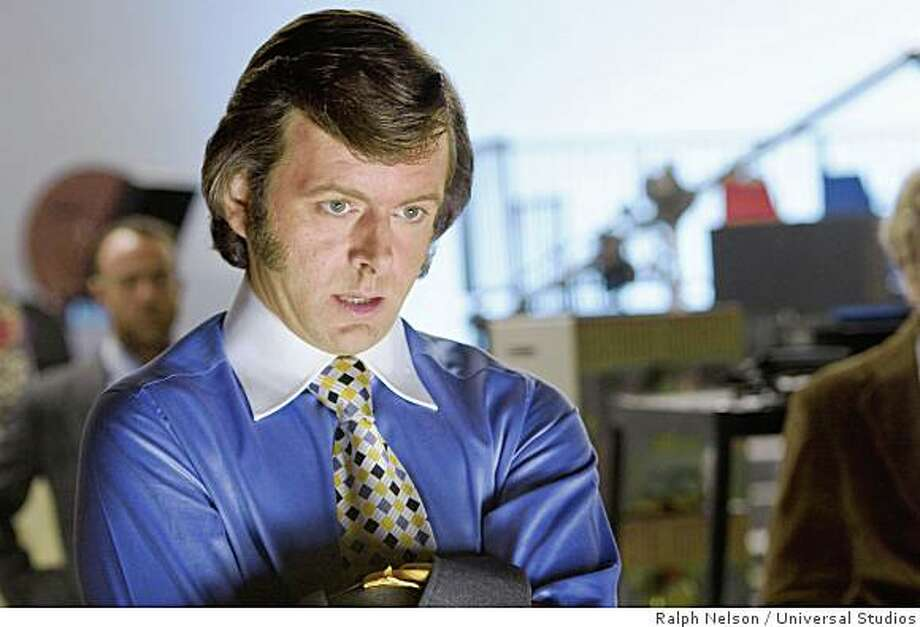 MICHAEL SHEEN as David Frost in a drama that tells of the electrifying battle between a disgraced president with a legacy to save and a jet-setting television personality with a name to make--?Frost/Nixon?, from director Ron Howard. Photo: Ralph Nelson, Universal Studios