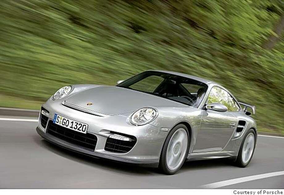2008 Porsche 911 GT2 Photo: Courtesy Of Porsche