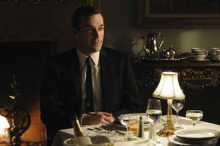 "Don Draper (Jon Hamm) appears in Season 4 of ""Mad Men."" Photo: Mike Yarish, AMC"