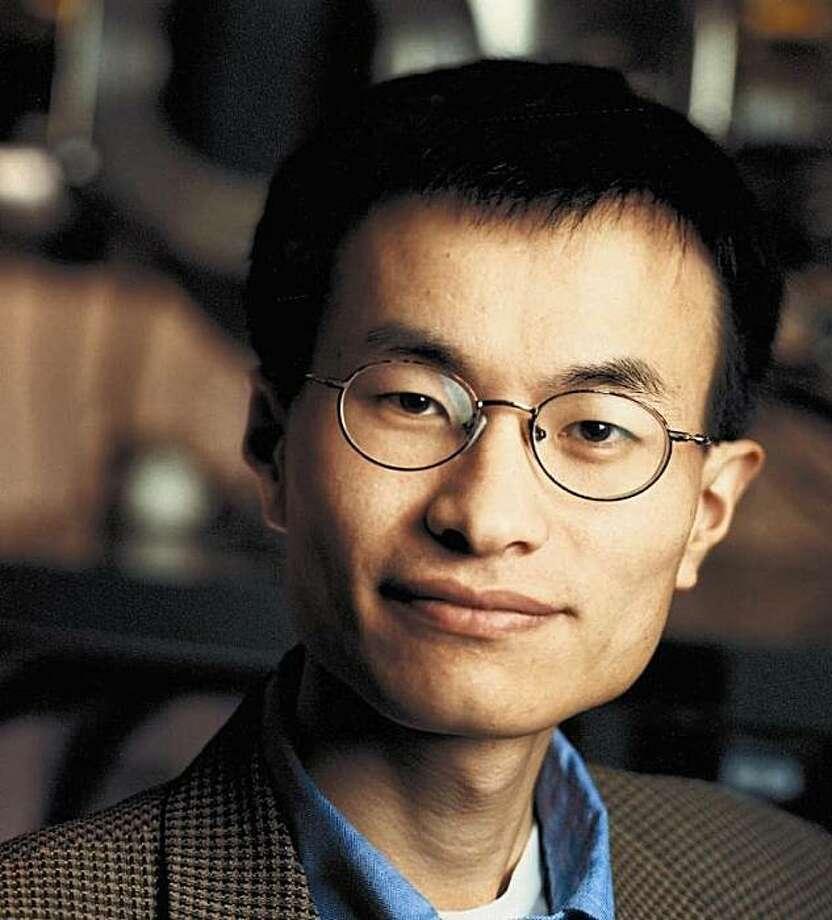 Peidong Yang, Professor of Chemistry, U.C. Berkeley Photo: Courtesy, U.C. Berkeley