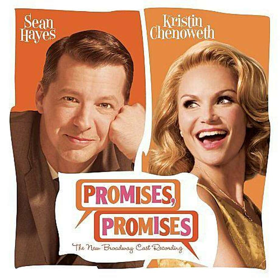 "CD cover: Broadway show ""Promises, Promises."" Photo: Masterworks Broadway"