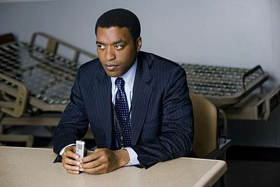 """Chiwetel Ejiofor in """"Salt."""" Photo: Sony Pictures"""
