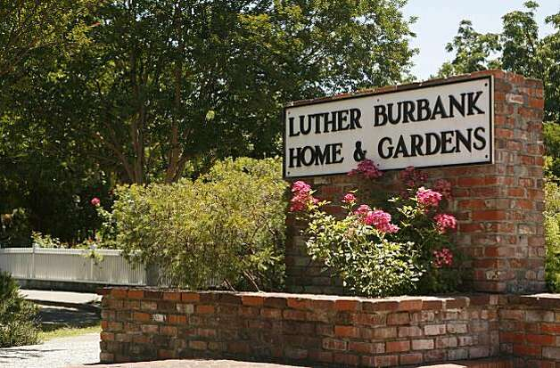 The exterior of the Luther Burbank Home and Gardens, an establishment outside of The Prince Memorial Greenway, as seen on Saturday July 10, 2010 in Santa Rosa, Calif. The Prince Memorial Greenway is a half-mile pedestrian and biker creek-side trail which stretches from Santa Rosa City Hall to Railroad Square. Photo: Jasna Hodzic, The Chronicle
