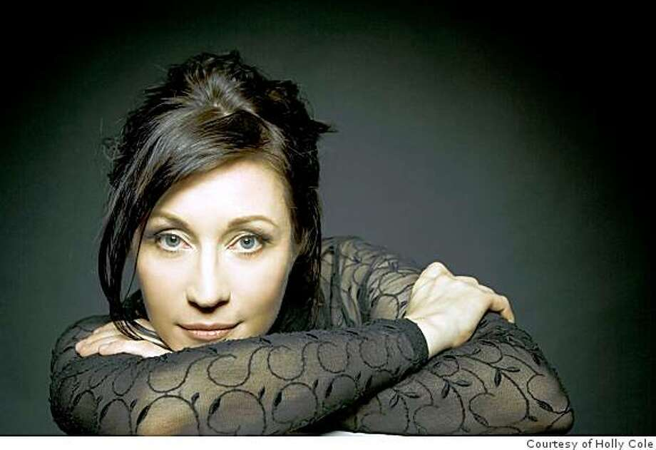 Toronto-based singer Holly Cole performs her swinging  Yuletide show at Yoshi's in San Francisco Tuesday and Wednesay nights. Photo: Courtesy Of Holly Cole