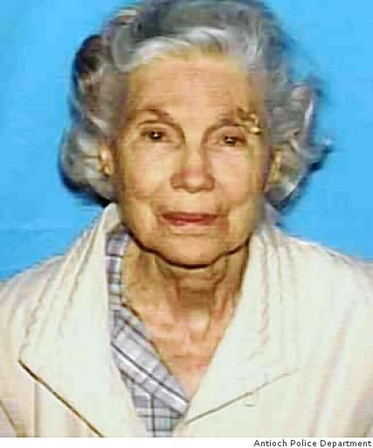 Amberene Grayson, 87, of Antioch, stabbed to death Dec. 6, 2008, allegedly by her nephew. Photo: Antioch Police Department