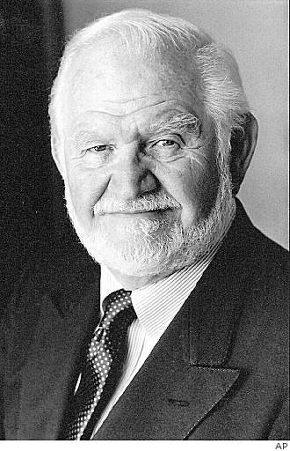 This undated photo released by Stefan Prosky shows his father actor Robert Prosky. Robert Prosky, a character actor with hundreds of credits on stage and screen including