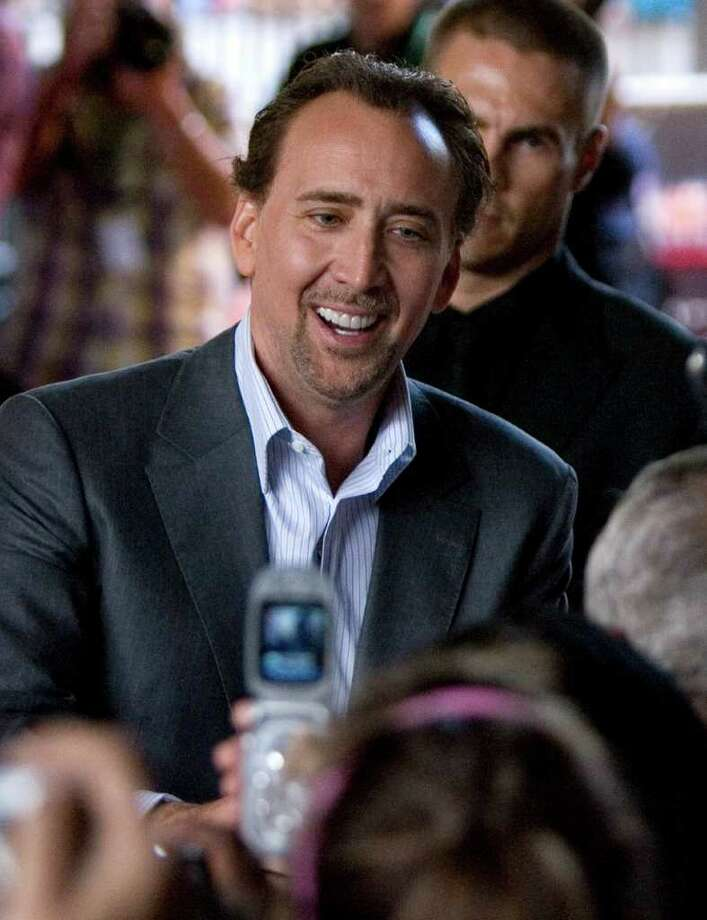 Nicholas Cage named his child Kal-el. (AP) See more bizarre celebrity kid names on Cracked.com Photo: CHRIS YOUNG, AP / The Canadian Press