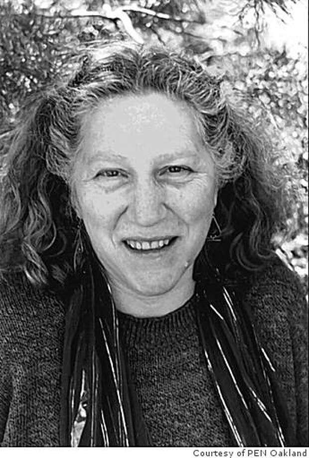 Poet Diane DiPrima, winner of a 2008 PEN Oakland Lifetime Achievement Award. Photo: Courtesy Of PEN Oakland