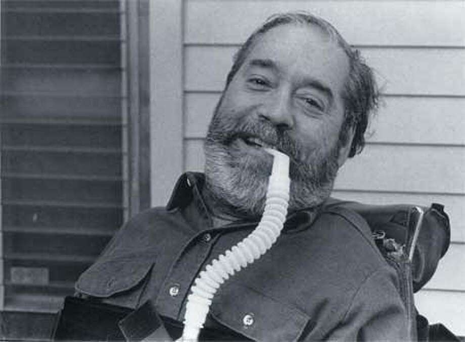 Ed Roberts,  pioneer of the disability rights movement. Photo: Ed Roberts Campus, Courtesy To The Chronicle