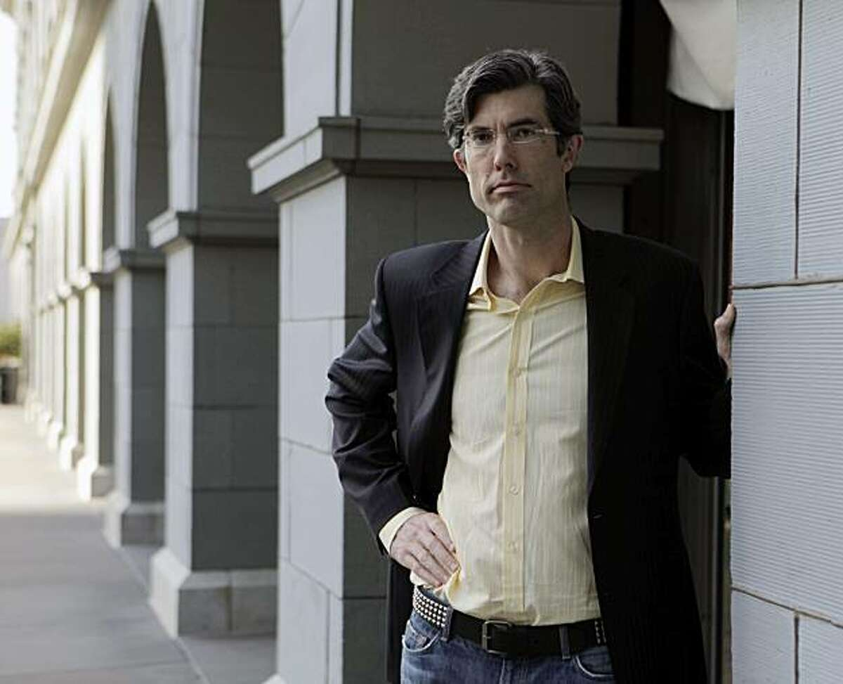 Craiglist CEO Jim Buckmaster poses for a portrait in San Francisco, Wednesday, April 22, 2009. Violent crimes linked to Craigslist ads in Minnesota and Boston have made headlines, but CEO Jim Buckmaster said Wednesday the site is an