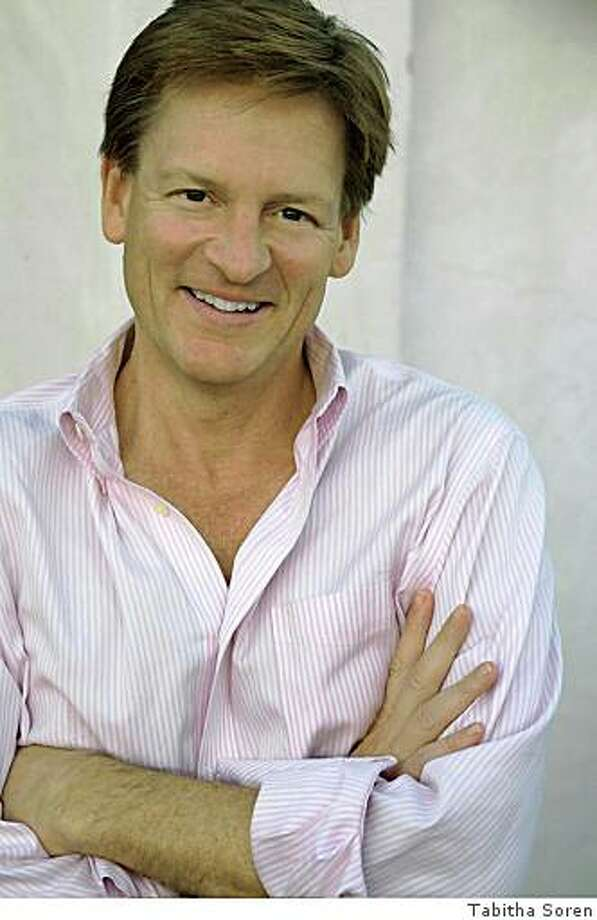 "Michael Lewis, author of ""Panic! The Story of Modern Financial Insanity"" / Credit: Tabitha Soren Photo: Tabitha Soren"