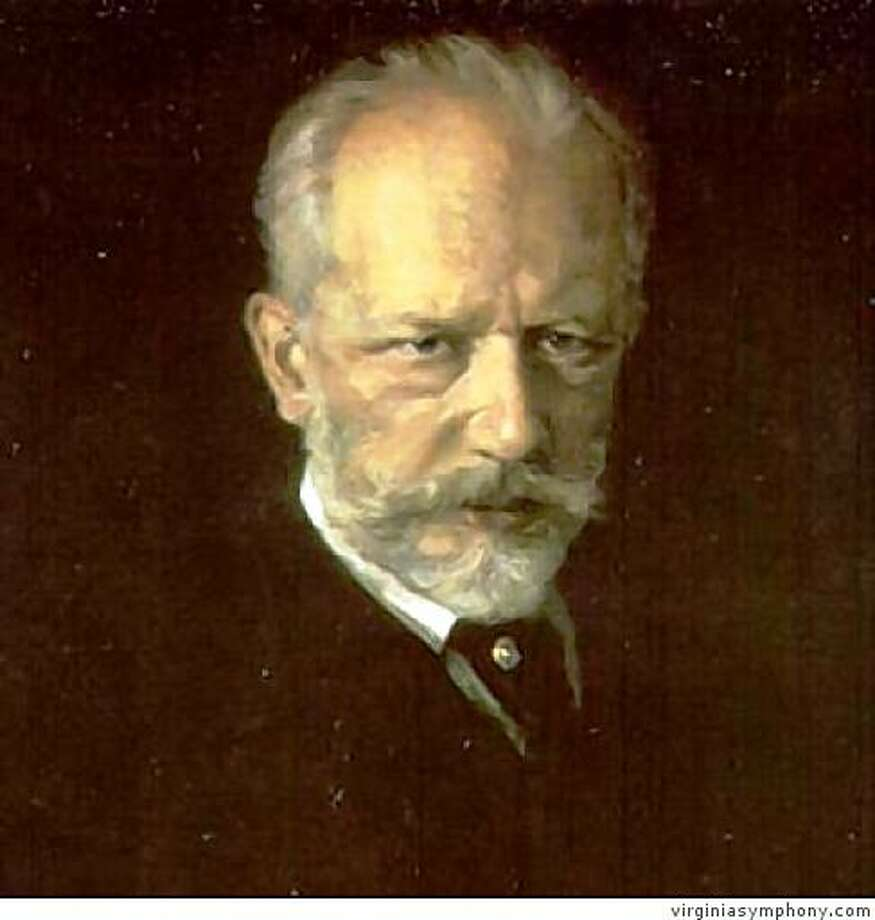 Peter Tchaikovsky, Russian composer (first name also spelled Piotr and Pyotr). Photo: Virginiasymphony.com
