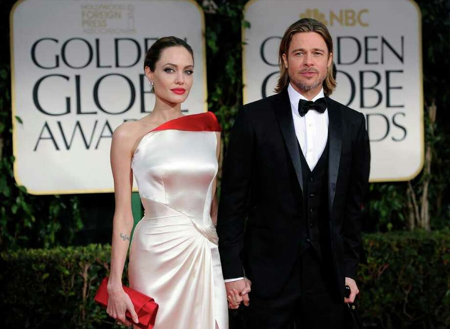Angelina Jolie and Brad Pitt named their child Maddox. (AP) See more bizarre celebrity kid names on Cracked.com Photo: Chris Pizzello, AP / AP