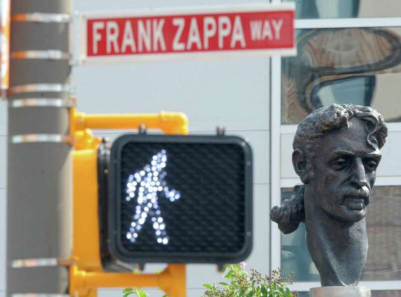 Frank Zappa went for it: Dweezil, Moon Unit and Diva Thin Muffin. (AP)
