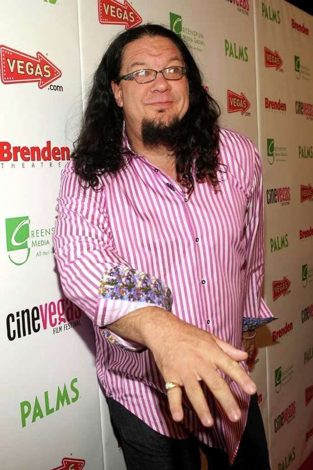 Penn Jillette named his child Moxie Crimefighter. (AP) See more bizarre celebrity kid names on Cracked.com Photo: Isaac Brekken, Getty Images For CineVegas / 2009 Getty Images