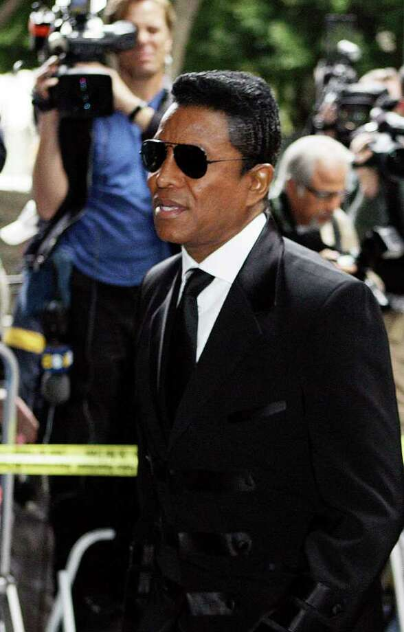 Jermaine Jackson named his child Jermajesty. (AP) See more bizarre celebrity kid names on Cracked.com Photo: Reed Saxon, AP / AP