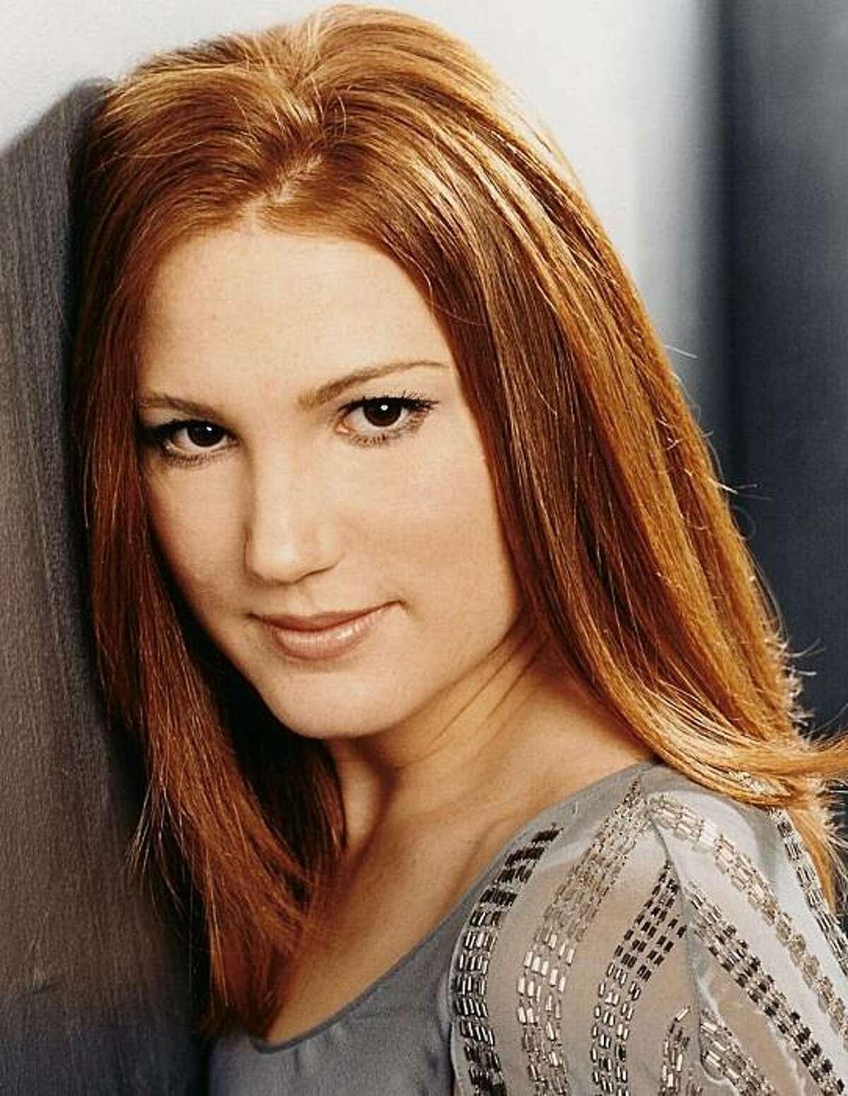 Soprano Rebecca Davis