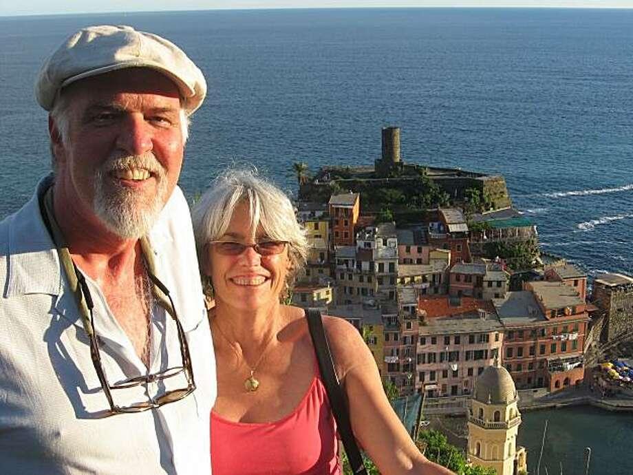 Stephen and Karen Tamborski Photo: Courtesy, Stephen And Karen Tamborski