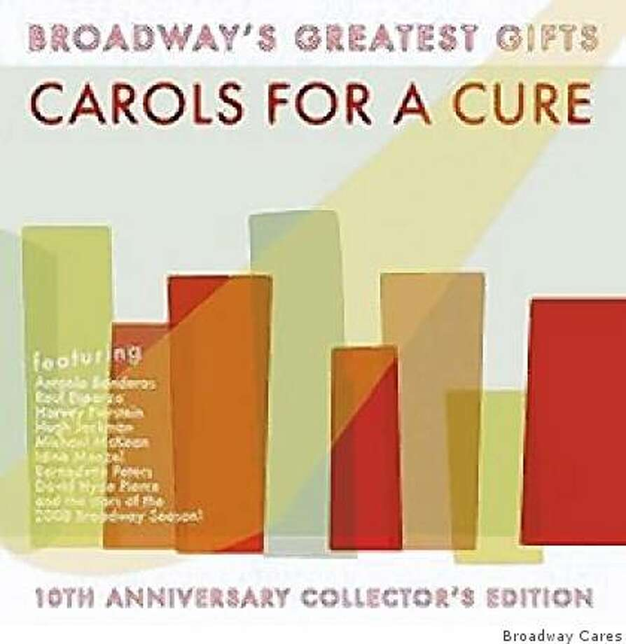 CD Cover Photo: Broadway Cares