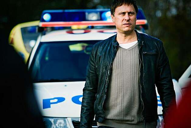 "Mikael Blomkvist (Michael Nyqvist) in ""The Girl Who Played With Fire."" Photo: Knut Koivisto, Music Box Films"