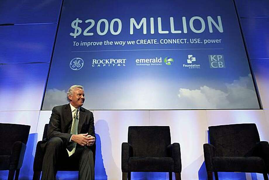 Jeffrey Immelt, chairman and chief executive officer of General Electric Co., listens during a news conference in San Francisco, California, U.S., on Tuesday, July 13, 2010. GE called for entries in a 10-week contest to speed global power-grid upgrades, promising to invest in the best submissions from a $200 million fund and help market them. Photographer: David Paul Morris/Bloomberg *** Local Caption *** Jeffrey Immelt Photo: David Paul Morris, Bloomberg