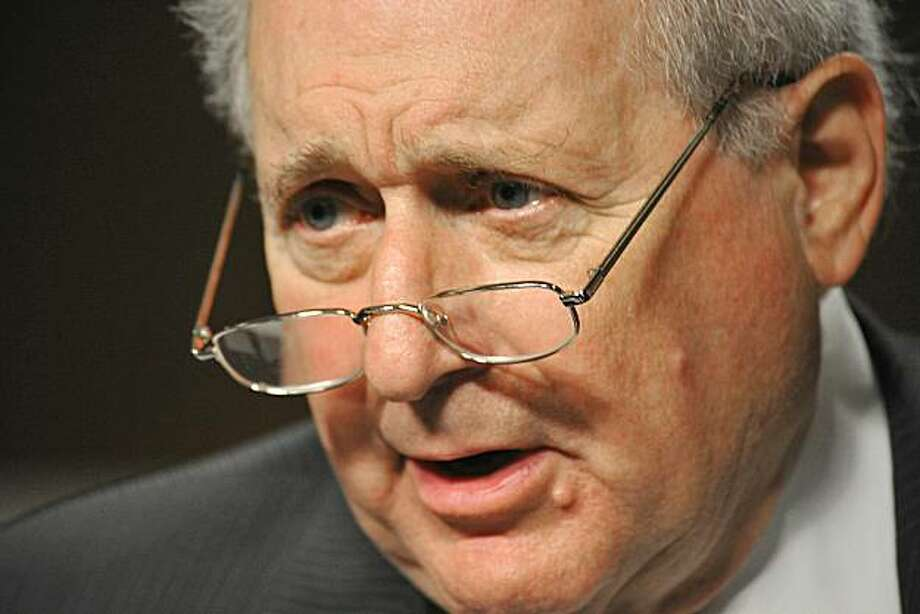 "(FILES)Sen. Carl Levin, D-MI, is seen after the US Senate Armed Services Committee adjorned on Capitol Hill in this June 15, 2010 file photo in Washington, DC. Levin on June 28, 2010 said US public support for the Afghan war will likely hinge on the outcome of operations in Kandahar later this year, amid unease among Democrats in Congress. Backing among American voters for the war effort ""will depend on this fall in Kandahar,"" Senator Carl Levin told defense reporters. ""I would say in September and October, when we expect an acceleration of operations in Kandahar, will have a major effect on it (public support),"" Levin said. Photo: Karen Bleier, AFP/Getty Images"