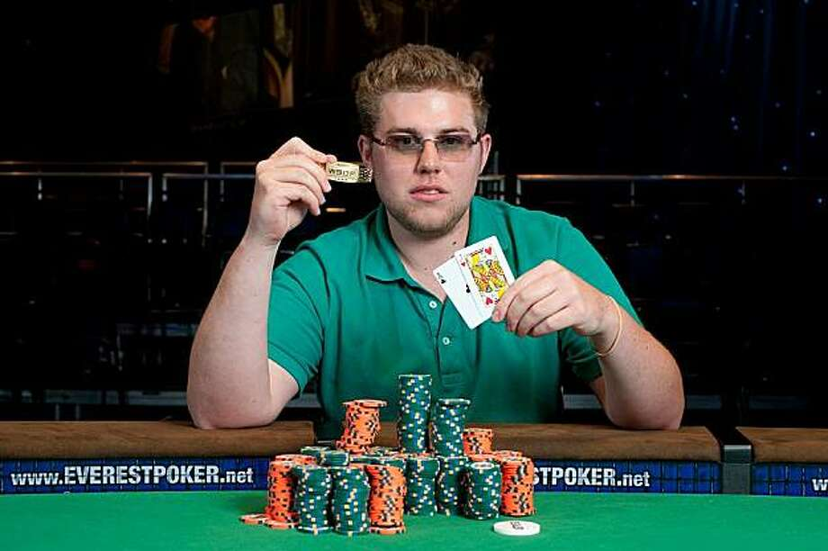 Will Haydon Photo: Courtesy Of WSOP