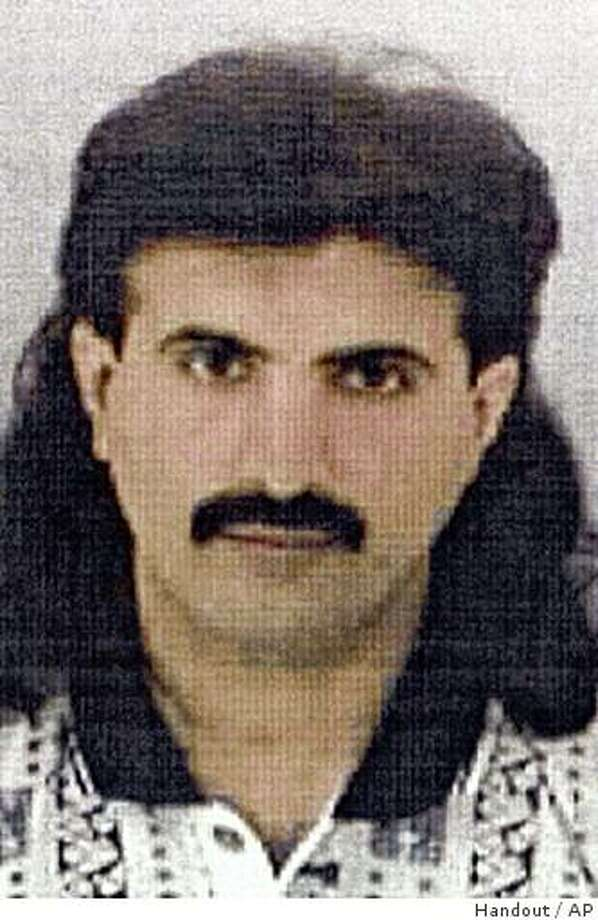 Former Bradley University student Ali al-Marri, is shown in this undated file photo. The Bush administration cannot legally detain Ali al-Marri, an immigrant it deems an al-Qaida sleeper agent, without charge and must allow him to be released from military detention, a divided 4th U.S. Circuit Court of Appeals ruled Monday, June 11, 2007. (AP Photo/The (Peoria) Journal Star) ** NO SA Photo: Handout, AP