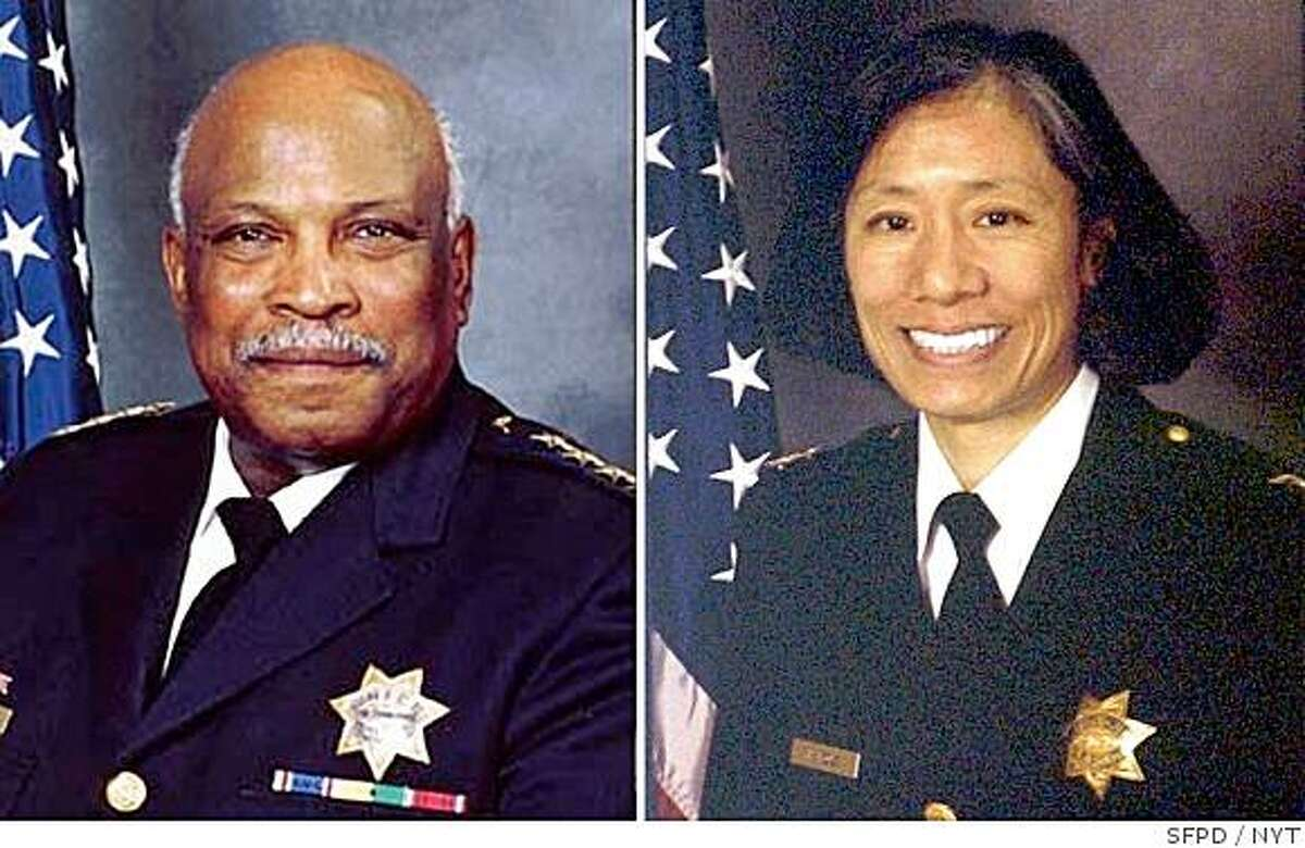 A settlement that integrated the San Francisco Police Department offered opportunities to minorities and women and allowed Earl Sanders and Heather Fong to rise to the rank of chief.