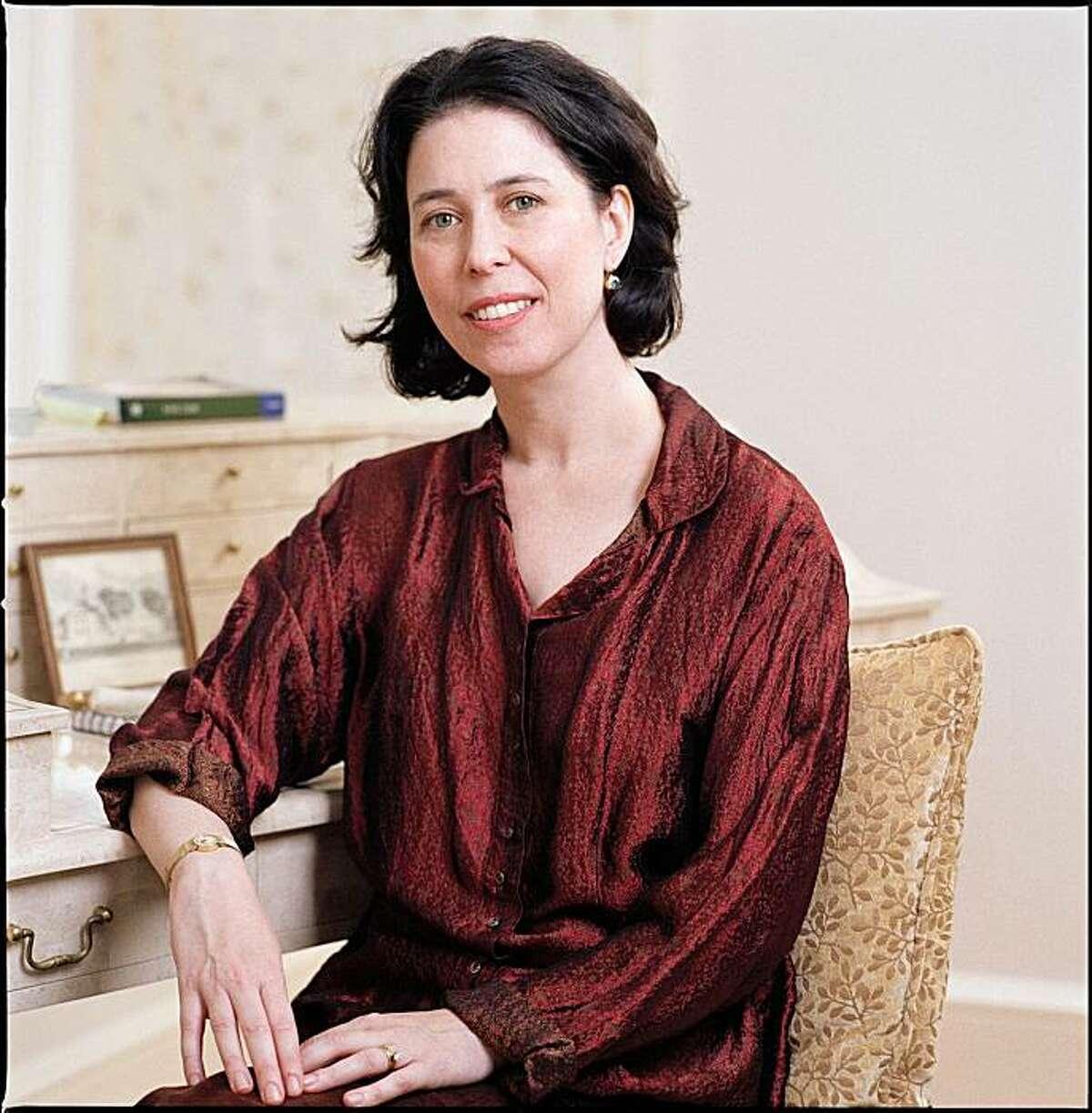 "Allegra Goodman, author of ""The Cookbook Collector"""