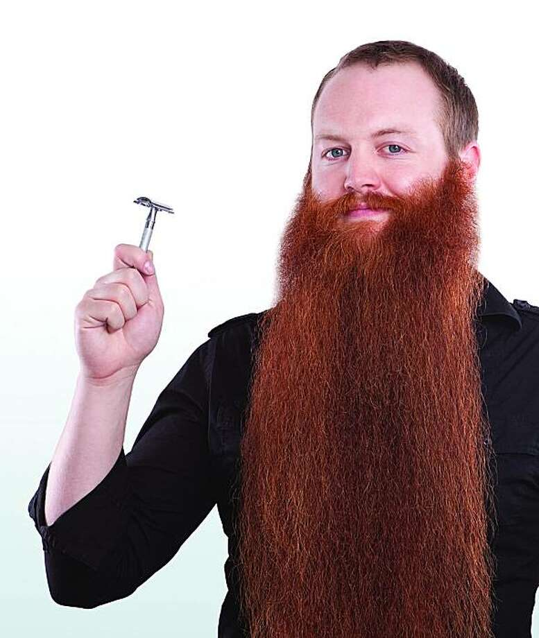 Jack Passion will discuss competitive bearding at tonight's Nerd Nite at the Rickshaw Stop. Photo: Courtesy Of Jack Passion