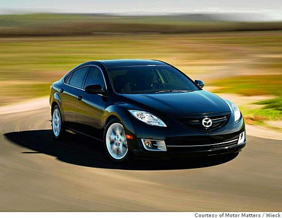 2009 Mazda6 Grand Touring Photo: Courtesy Of Motor Matters, Wieck