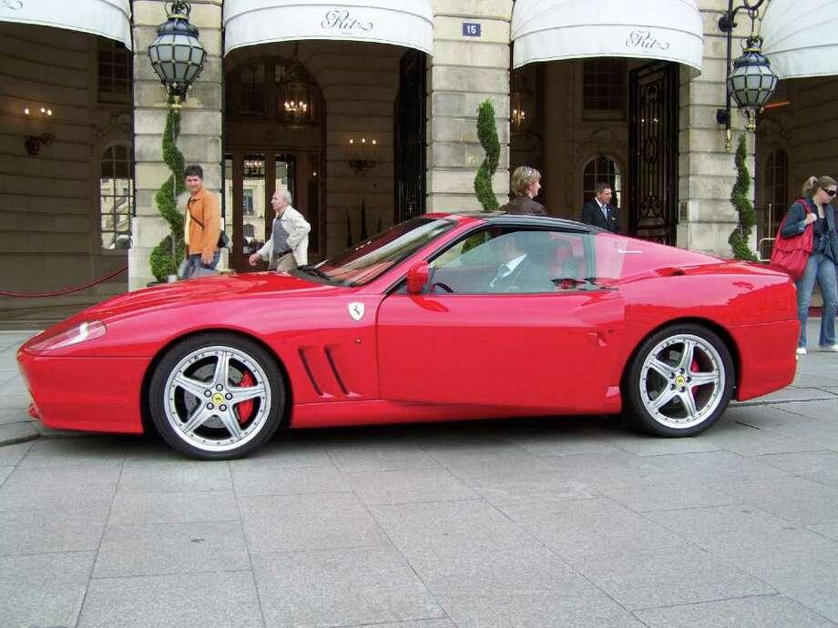 Most expensive cars in Westport (2012) - Westport News