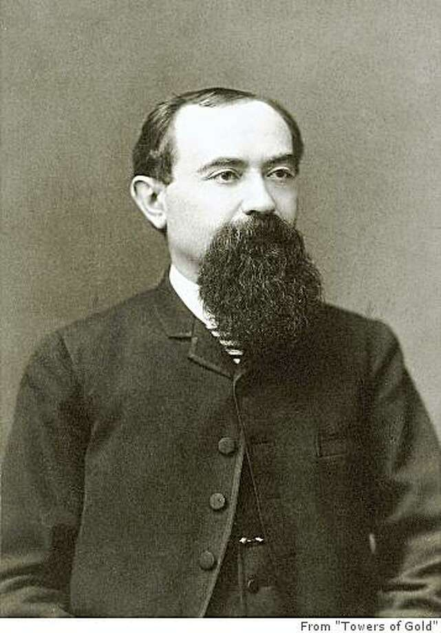 """Isaias Hellman as a young man. / Credit: From Towers of Gold"""" Photo: From """"Towers Of Gold"""""""