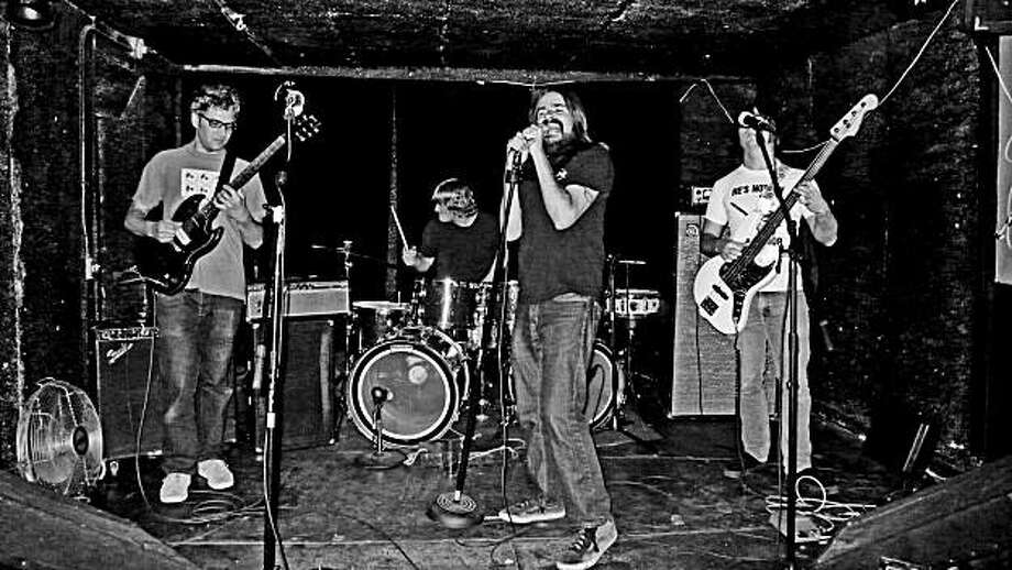 Hot Lunch performs Friday at Cafe Du Nord. Photo: Josie Ramondetta