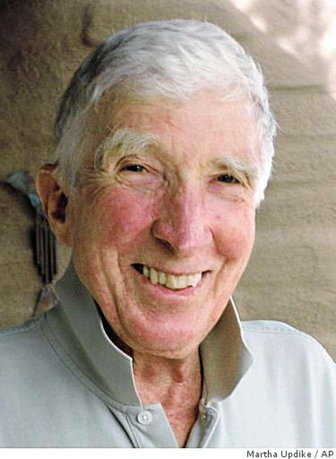John Updike Celebrated The Ordinary American SFGate