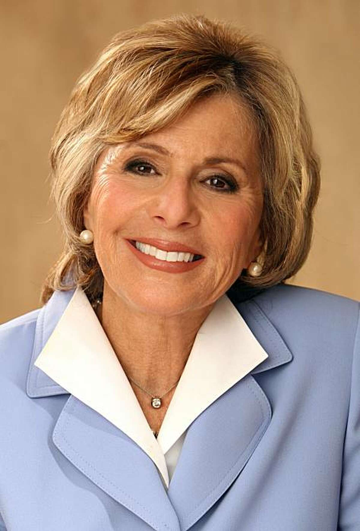 In this undated photo provided by the Barbara Boxer For Senate 2010 campaign shows U.S. Sen. Barbara Boxer, a Democrat, who is running for reelection.