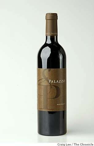 Palazzo wine , in San Francisco, Calif., on November 21, 2008. Photo: Craig Lee, The Chronicle